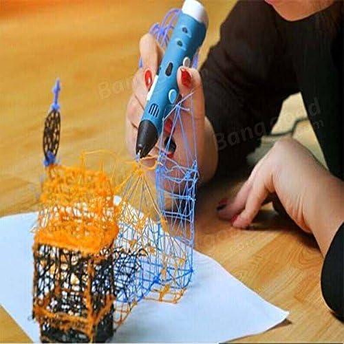 Doradus PLA 22M 1.75 mm Transparent Filament f/ür 3D Printing Pen Filament