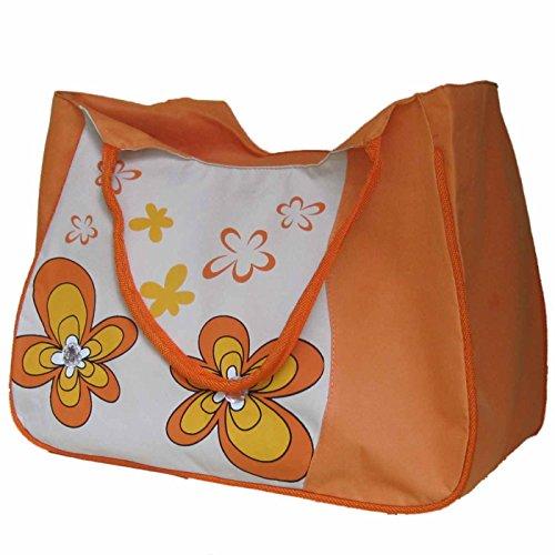Plage 52 Fleurs De Cm 21 Grand X Taille 33 D'oranger Sac Wendywwoo qwStZc