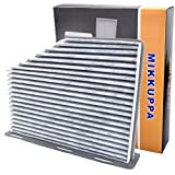 vw cabin air filter - MIKKUPPA KT006 (CUK2939) Cabin Filter With Activated Charcoal for select Audi/Volkswagen models