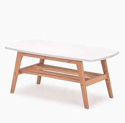Tavoli Da Cucina Di Piccole Dimensioni.Hrfhlhy Tavolino Rettangolare Da Caffe Di Piccole Dimensioni Tavolo