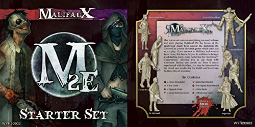 Malifaux - Malifaux 2nd Edition Starter Set (Box) Wyrd Miniatures WYR 20903 by Wyrd Miniatures
