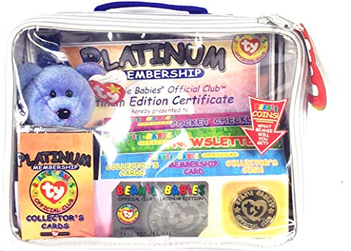Ty Beanie Babies Official Club Kit II: Platinum Edition ()