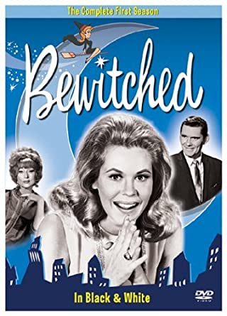 Amazon Com Bewitched The Complete First Season Black And White Movies Tv