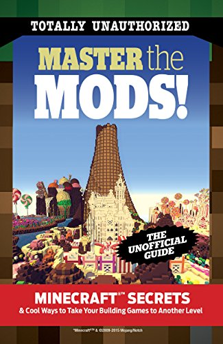 Master Mods Minecraft Secrets Building ebook product image