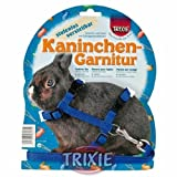 Trixie Plain Rabbit Walking Harness & Lead Set - Pet, Toys, Accessories, Outdoor