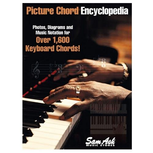 Keyboard Sam Ash (Hal Leonard Sam Ash Picture Chord Encyclopedia for Keyboard (9x12))