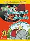 Endangered Animals. A Safari Adventure