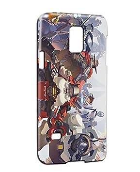 Coque Housse Luciami Overwatch Etui Samsung Galaxy S5 Mini Ultra