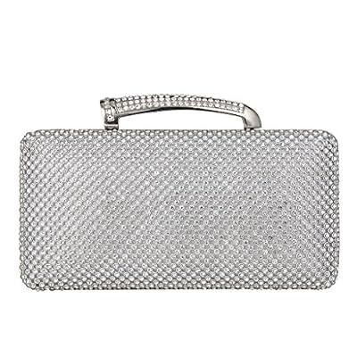 ILILAC Box Clutch Purse Small Evening Handbags