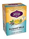 Yogi Relaxed Mind Tea, 16 Tea Bags (Pack of 6)