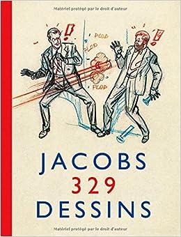Autour de Blake & Mortimer - tome 6 - Jacobs 329 dessins