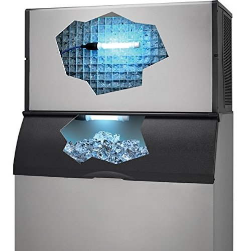 TUV-ICE-ST Ice Machine UV Single Lamp 110-277V