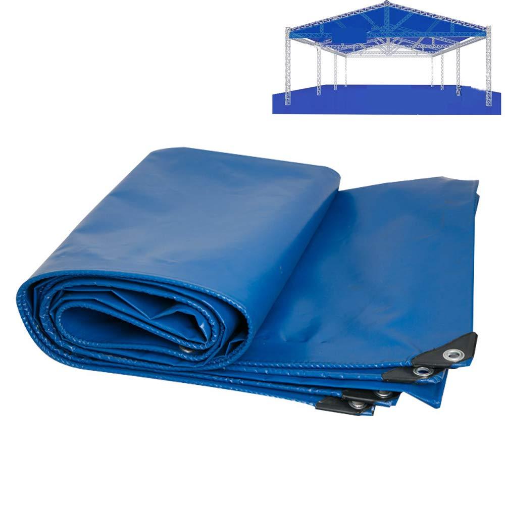FEZBD BÂche Polyvalente imperméable Polyvalente, imperméable, idéale pour bÂche de Prougeection, bÂche, Bateau, Camping-Car ou Piscine  3m6m