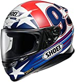 Shoei Indy Marquez RF-1200 Street Bike Racing Helmet,Large,TC-2
