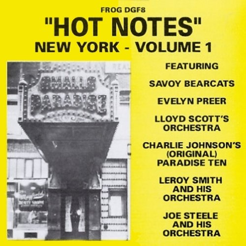 Hot Notes: New York, Vol. 1 by Frog Records