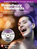 Broadway Standards (Audition Songs for Female Singers)