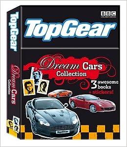 top gear dream cars book box bbc books. Black Bedroom Furniture Sets. Home Design Ideas