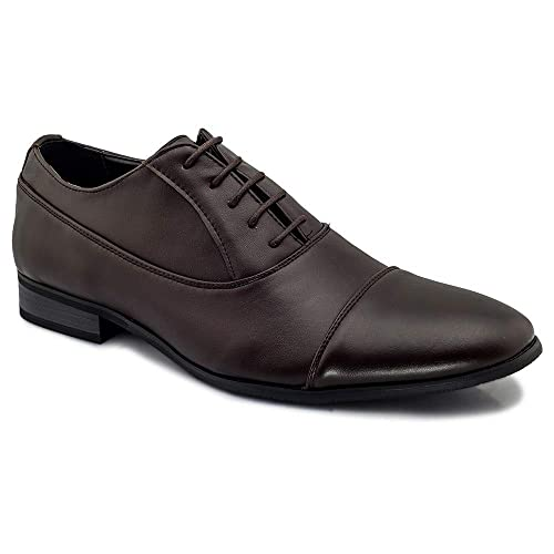 a7ae3cae60 tresmode Men's Designer Formals & Lace-Up Oxford Formal Shoes: Buy ...