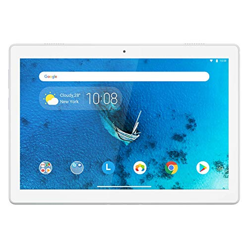Lenovo Tab M8 Tablet PC (Mediatek A22 Tab Quad-Core, Wi-Fi, Android 9, 10,1 inch, 2 GB RAM, 16 GB eMCP, wit