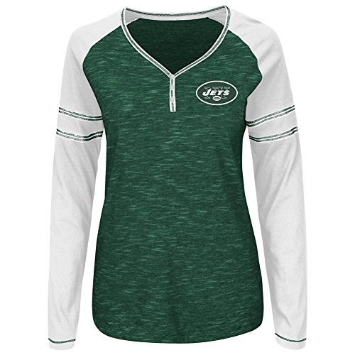 (New York Jets Women's Majestic NFL