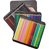Deals on Keyshow 72 Count Set-Soft Core Pre-Sharpened Drawing Pencils