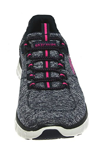 Women's Sneaker Skechers Empire Pink Navy Sport Fashion Hot pPPR5W8qn