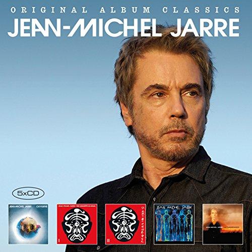 CD : Jean Michel Jarre - Original Album Classics Vol I (United Kingdom - Import)