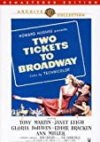Two Tickets To Broadway  (Remastered)