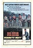 Hornets Nest Movie Poster (27 x 40 Inches - 69cm x 102cm) (1970) -(Rock Hudson)(Sylva Koscina)(Sergio Fantoni)(Jacques Sernas)(Giacomo 'Jack' Rossi-Stuart)(Andrea Bosic)
