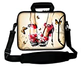 Crystal high-heeled Shoes 17' 17.3' Laptop Shoulder Bag Carrying Case Computer PC Cover Pouch+Handle For 16/17/17.3/17.4 inch Laptop Notebook,17.3' HP Pavilion DV7 E17 G7 G71 G72£¬17.3' Apple Macbook Dell HP Toshiba ASUS£¬17.3' Dell Inspiron Toshiba Satellite,HP Compaq 8740w 17-Inch Laptop,17' IBM HP Dell Toshiba Acer Sony Compaq Lenovo,Acer HP Dell Samsung Asus 17.3' 17.4',17' Inch Apple Macbook Pro,17.3' HP ENVY 17,Dell XPS ASUS G75VW,16' 17' Fujitsu FP-SHB17-002