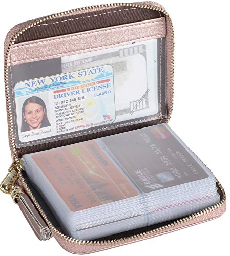 Easyoulife Womens Credit Leather Blocking product image