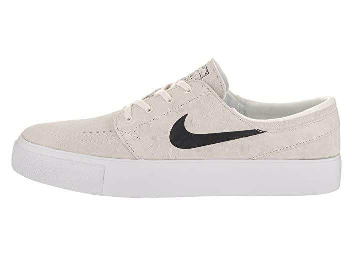 Amazon.com | Nike Mens Zoom Stefan Janoski Prem Ht Summit White/black Skate Shoe (7) | Skateboarding