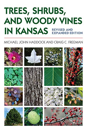 (Trees, Shrubs, and Woody Vines in Kansas)