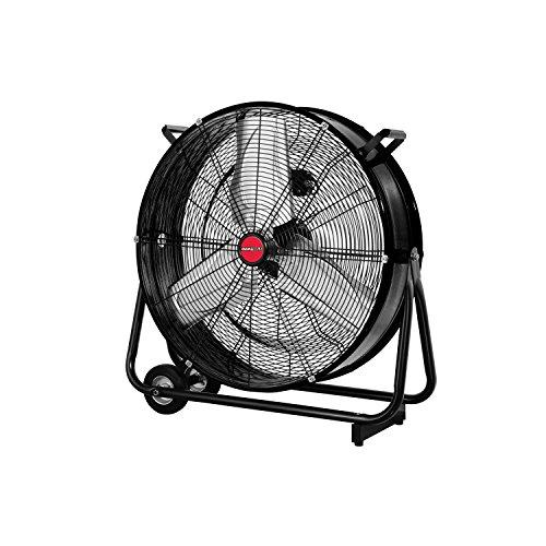 OEMTOOLS 24874 24 Inch Barrel Tilt Fan