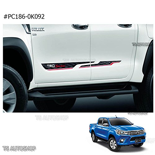 compare price toyota hilux stickers on statements ltd