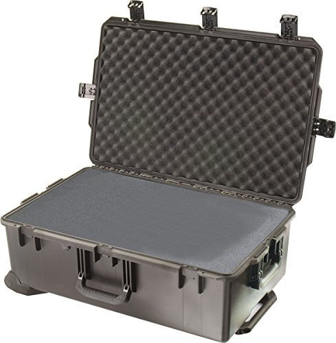 Waterproof Case (Dry Box) | Pelican Storm iM2950 Case With Foam (Black) by Pelican Hardigg