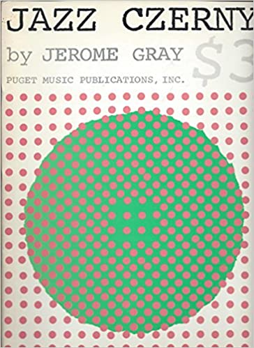 Jazz Czerny by Jerome Gray - review and discussion