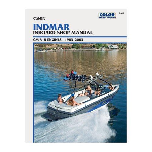Clymer Indmar Inboard Gm V8 Manual ()