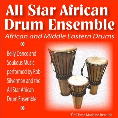 Belly Dance Drums (Greek, Midd...