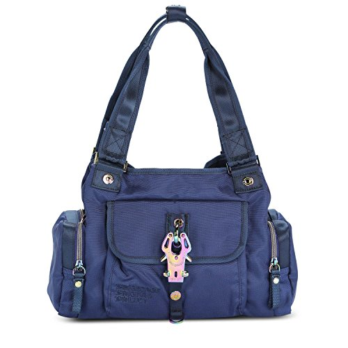 George Gina & Lucy Rocket Babe Borsa a mano 30 cm Blue