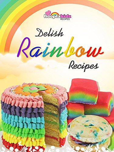 Fudge Heart (Delish Rainbow Recipes)