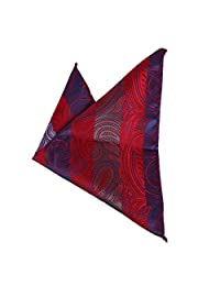 DEE7B30D Red Patterned Contemporary Gift Microfiber Hanky Accessories Online Shopping Best For New Year'S Eve Set By Dan Smith