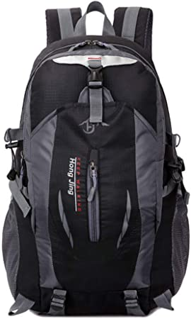40L Large Waterproof Hiking Camping Bag Travel Backpack Outdoor Sport Daypack UK