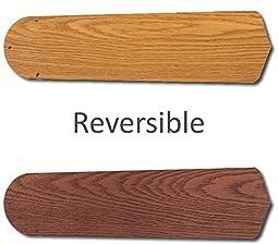Craftmade B556S-RDL Standard Reversible Ceiling Fan Blades, 56\