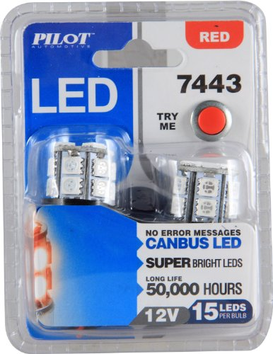 Pilot Led Tail Lights in US - 9