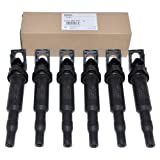 2006 bmw 550i coil pack - Bosch 0221504470 Ignition Coil for Select BMW Cars - 6-Pieces