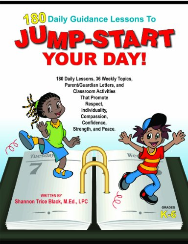 180 Daily Guidance Lessons to Jump Start Your Day