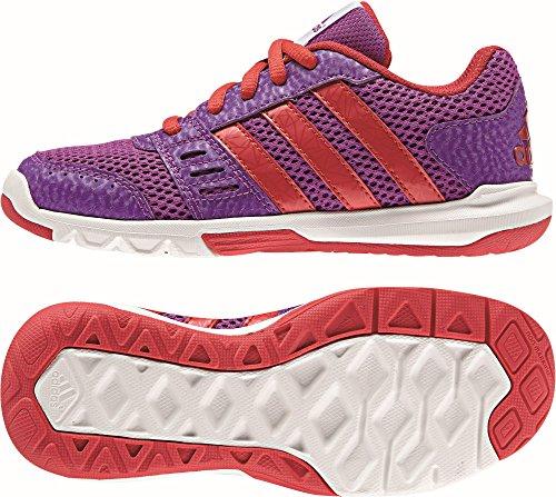 Adidas Essential Star 2K–shopur/rayred/ftwwht, shock purple f16/ray red f16/ftwr white, 30