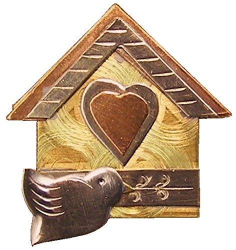 Birdhouse Needle Nanny Magnetic Needle Minder, -