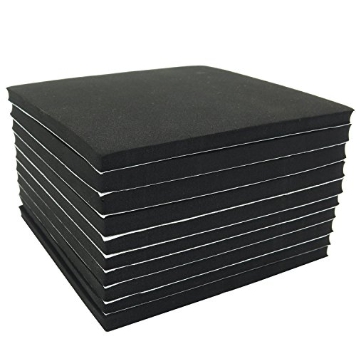 Neoprene Sponge Foam Rubber Sheet - 6